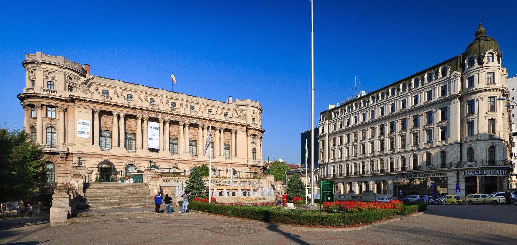 Prognoza meteo ANM pentru București. Se anunță zile răcoroase în Capitală