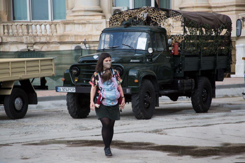 camion, militar, mnac