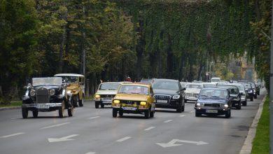Photo of Duminică în Centrul Bucureștiului și la Șosea, 150 de mașini de epocă ies la o plimbare fără staționare, din cauza pandemiei. Să le facem cu mâna și să le trimitem bezele