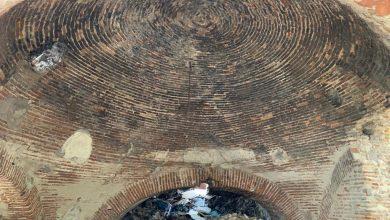 Photo of Vreți să salvăm o fantastică boltă din cărămidă țesută, din Bucureștiul fanariot? E demolată treptat în Mahalaua Sfinților Apostoli, deși are o valoare inestimabilă