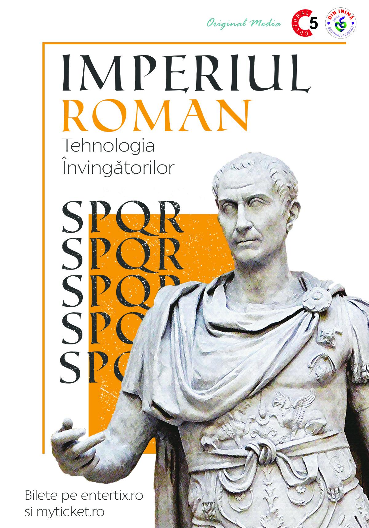 """Mașinării de război, armuri de soldați romani și gladiatori vin la București, la Expoziția """"Imperiul Roman - Tehnologia Învingătorilor"""" (P)"""