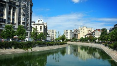 Photo of Neștiuta poveste a îmblânzirii râului Dâmbovița, care taie Bucureștiul. De două ori pe an fugea din matcã, rupea podețe și inunda cartiere întregi