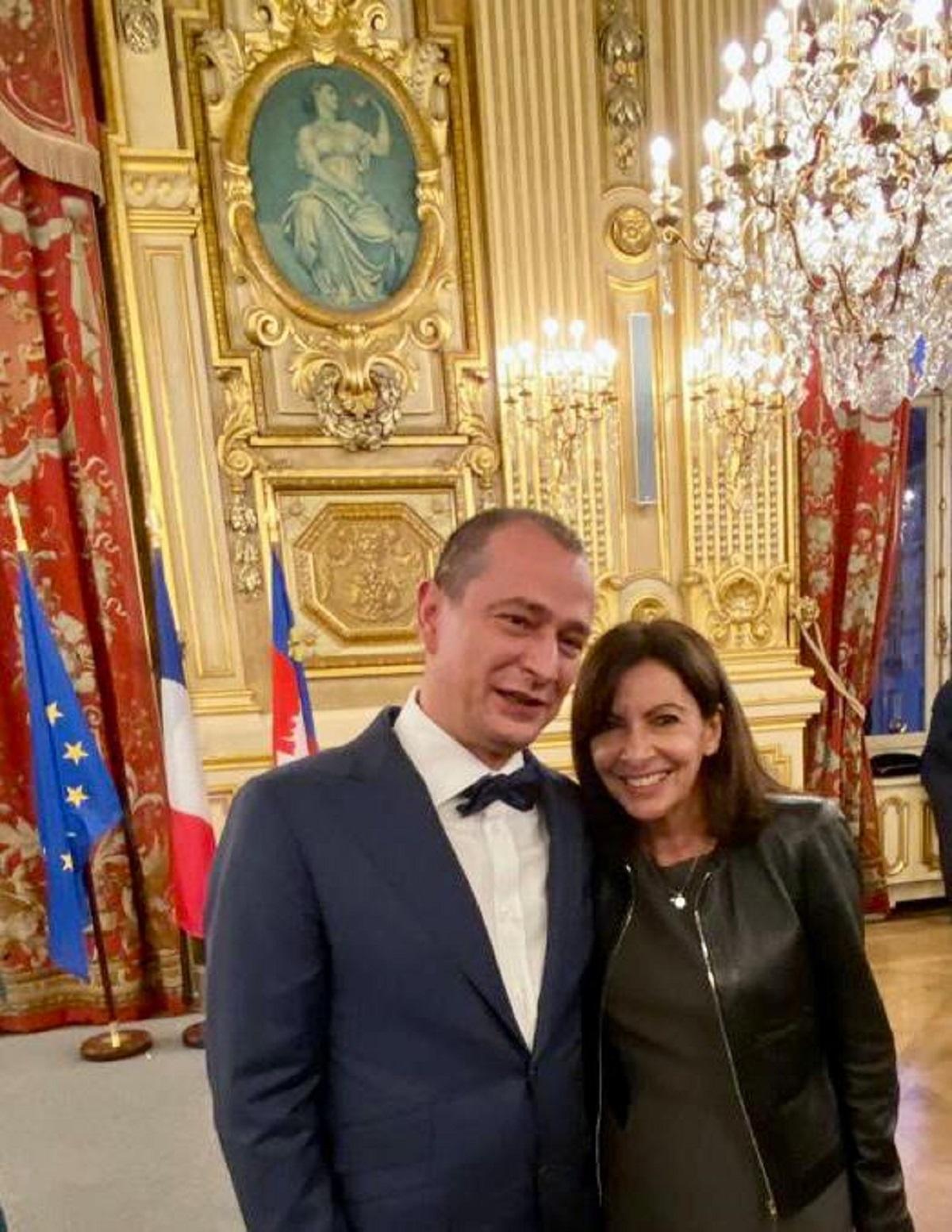Soluții europene pentru dezvoltarea Sectorului 4. Daniel Băluță s-a inspirat cu idei din Franța