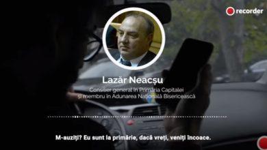 """Photo of Demisia lui Neacșu Lazăr din Consiliul General, după ancheta Recorder """"Clanul Marelui Alb"""" în care apare ca """"agent de influență al BOR"""""""