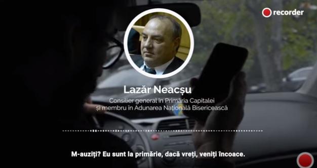 """Demisia lui Neacșu Lazăr din Consiliul General, după ancheta Recorder """"Clanul Marelui Alb"""" în care apare ca """"agent de influență al BOR"""""""