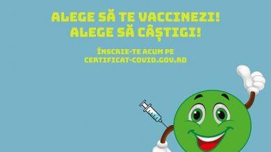 Photo of Loteria vaccinării: când are loc extragerea și ce numere participă la concurs. Anunț oficial