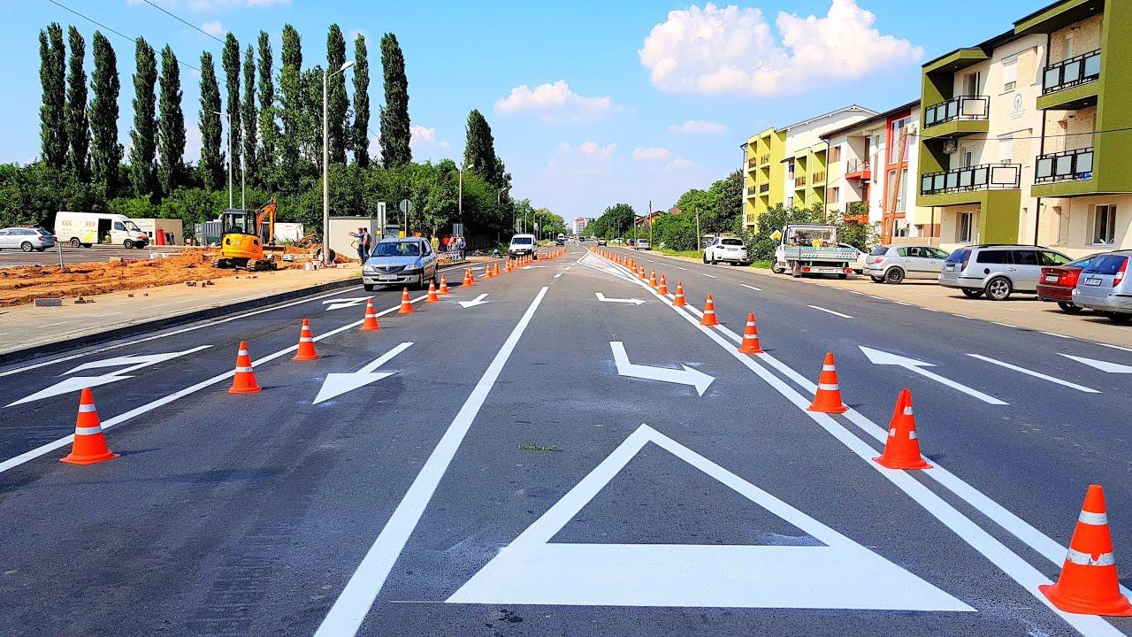 Licitație de zeci de milioane de euro pentru semnalizarea rutieră din București. În sfârșit vor monta semne și indicatoare noi, asta dacă nu intervin iar contestațiile