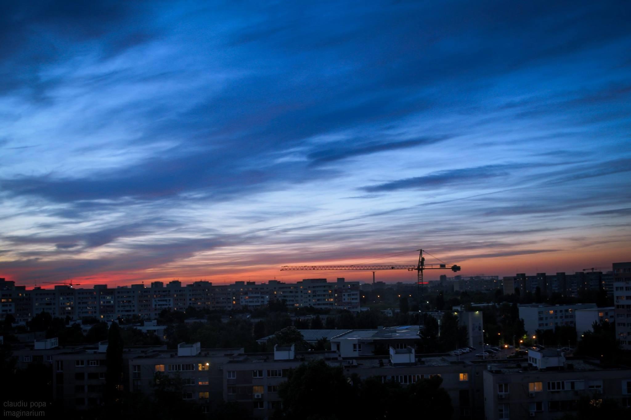 Prognoza meteo pentru București: vreme deosebit de rece și ploi în Capitală