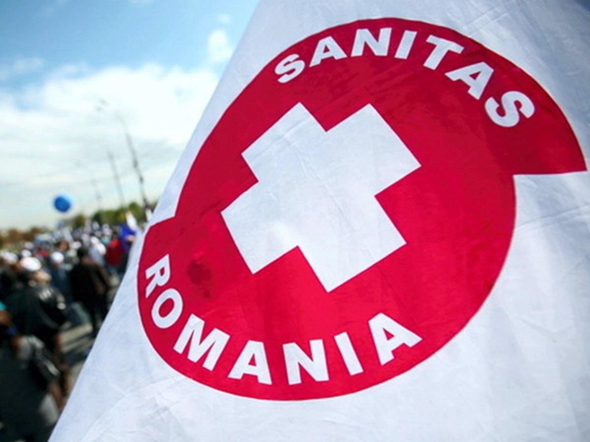 Protest în fața Guvernului. Sindicaliștii din sistemul sanitar trag un semnal de alarmă