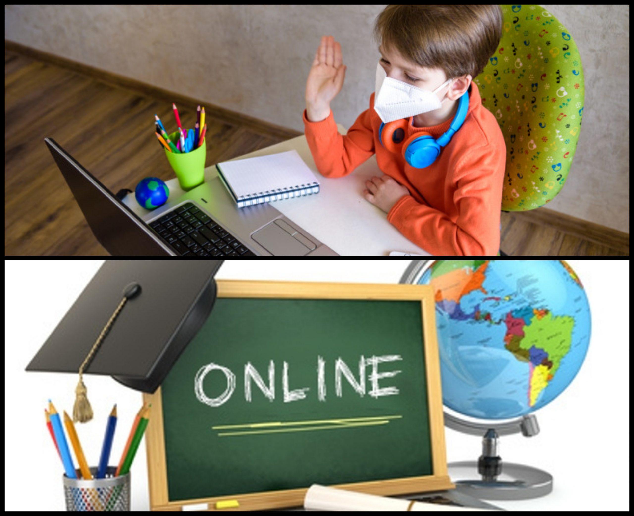 Vreo 65.000 de elevi din București fac deja doar școală online. Consecințele negative ale învățatului de acasă