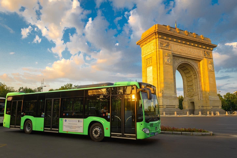 STB crește numărul de curse pentru zeci de linii de transport în comun din București și Ilfov. Nicușor Dan a ținut să se afle de la el