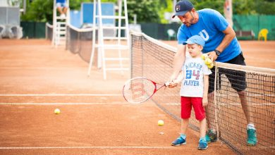 Photo of Tenis de câmp pentru copii în Sectorul 5. Cum pot câștiga cei mici un curs de inițiere gratuit (P)